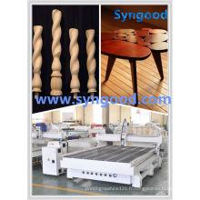Big Woodworking Wood Book Shelf SG 2,0 * 3,0 m cnc routeur machine prix