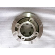 Cubierta de bomba de acero inoxidable ANSI Goulds 3196 8 & rdquor;