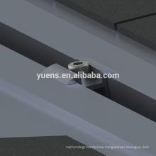 Solar Carport Mounting Structure 200kw Solar Panel System