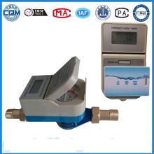 Digital Counter Prepaid Water Meter Smart Water Meter