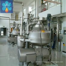 Machine de raffinage d'huile de tournesol de Chine