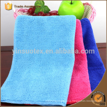 Blue Color Microfiber Towel Fast Drying Travel Beauty Salon Gym Camping Sport Footy