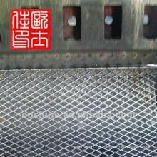 Treillis en métal expansé en aluminium