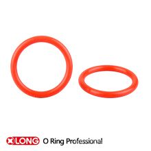 Custom High Quality Red Rubber O Rings