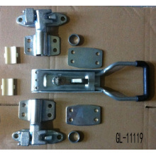 Universal Cam Door Lock Set para trailers fechados