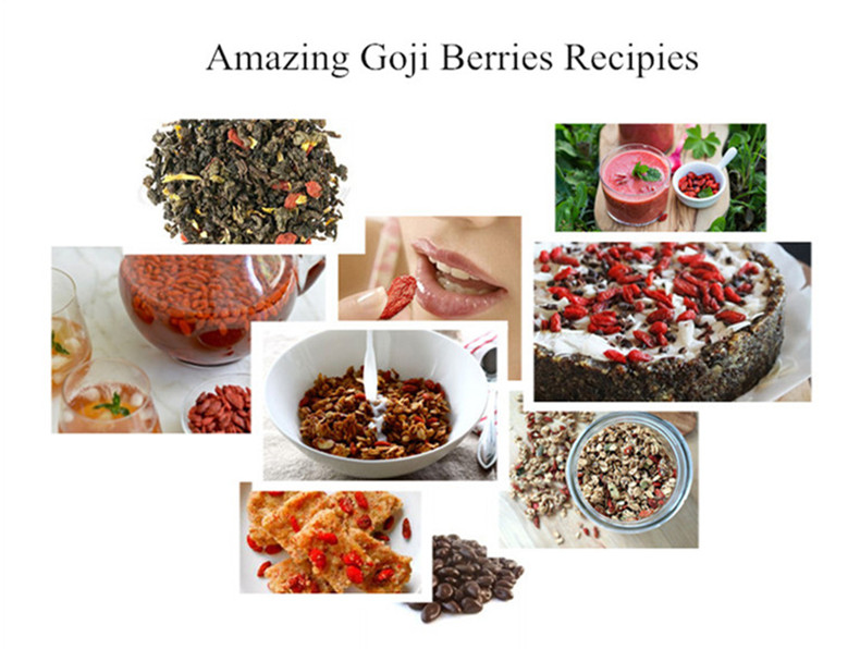 low moisture goji berry