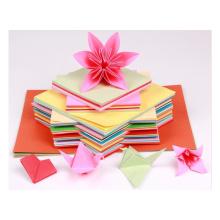 150*150mm 80GSM Assorted Colors Origami Paper (CSZZ-150B)