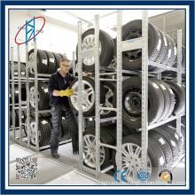 Pulverlackierung Industrielles Reifengestell