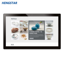 21.5 inç LCD IPS Panel Android 5.1 Tablet PC