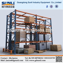 China supplier New Technology Pallet Storage Long Span Racking