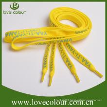 Cheap reflective shoelace custom shoelace supplier