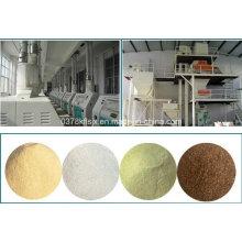 100-120 Tonnen / 24h Mehl Fräsmaschine - für Kuchen Brot und Nudelmehl