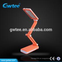 32leds nachladbare Sonnenkollektor einziehbare heiße Verkauf l Tischlampe