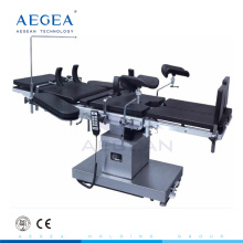 AG-OT005 height adjustable hospital surgical device medical operating theater table