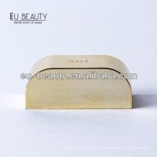 Goldene Plastik-Parfüm-Flaschendeckel