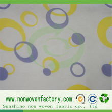New Design Printed PP Spunbond Non Woven Fabric