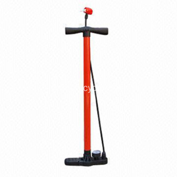 Black Bicycle Pump for Road Bike