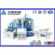 Hydraulique pression charpente automatique de ciment bloc de briques moulage machine à fabriquer liste de prix