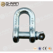 Rigging Forged Galvanized Adjustable Shackle