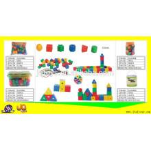 Детская школа обучения Письмо Threading & шнуровка игрушки строительный блок