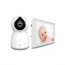 720P Wireless Wifi Baby Monitor con la aplicación