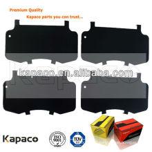 Kapaco brake pad shim for D1119