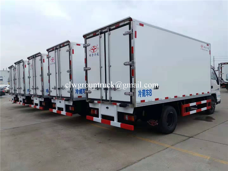 Refrigerated Truck 5