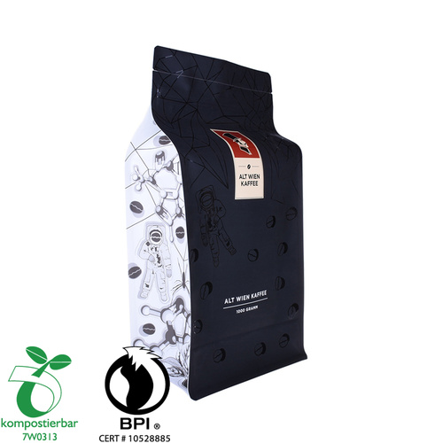 Venta al por mayor Block Bottom 100% Biodegradable Fabricante en China
