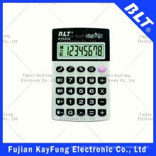 Calculadora de tamanho de bolso de 8 dígitos com som (BT-840A)