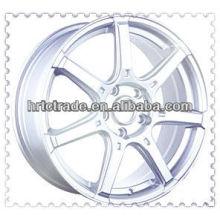 17/18 pulgadas hermosa 4-9 agujero 100-114.3replica rueda de coche deportivo