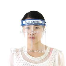 Heißer Verkauf Einweg-medizinische Gesichts-Schild / Anti-Nebel Gesicht Schild mit FDA Standard DMF05
