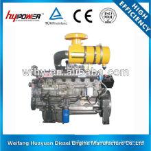 Motor diesel refrigerado refrigerado de 6 cilindros à venda