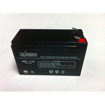 Batteries 12V 7Ah VRLA AGM / SLA
