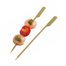 Disposable  natural color bamboo teppo gun skewer for BBQ