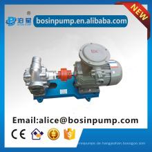 Motorbetriebene kleine motorisierte Hydraulikpumpen-Asphaltpumpe der industriellen Pumpenmaschine