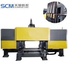 CNC three spindles Drilling Machine for Beams