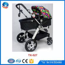 Google фарфора оптового рынка оптовой продукции высокого качества детской коляски 3-в-1, сдвоенный детской коляске