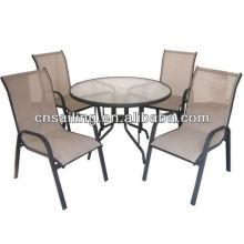 Hot Sell cast aluminum patio furniture