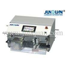 Automatic Coaxial Cable Cutting and Stripping Machine (ZDBX-65A)
