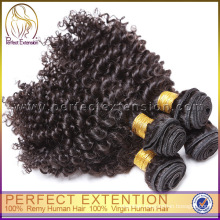 Hot Selling Wholesales Kinky Curly Weaves Mongolia Hair