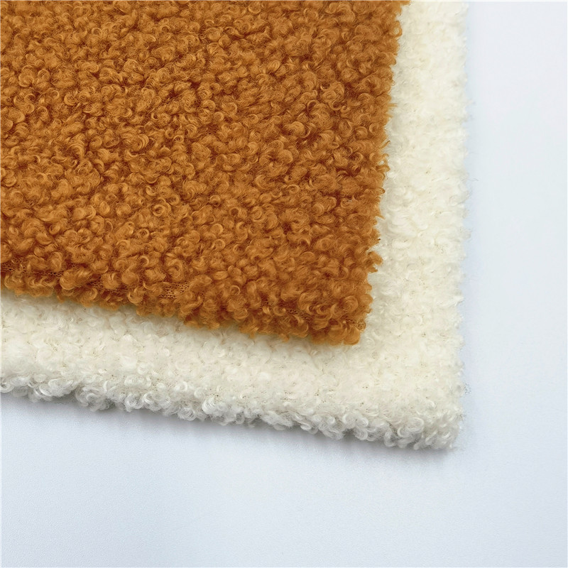 Mohair Knit Polyester Dyed Fashion Fabrics