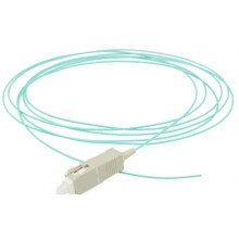 SC Fiber Optic Multimode OM3 Pigtail