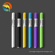 Factory supply fast ceramic VAPE device 530mAh USB rechargeable CBD oil vape pen