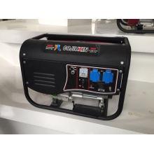 Hochleistungs-Benzin-Generator, 220V, 100% Kupferdraht, einphasig