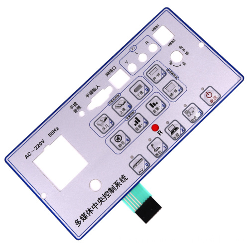 PCB Tactile Membrane Switch