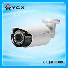2013 Nuevos Productos: 2.0MP HD SDI IR Cámara de visión nocturna CCTV Varifocal Vandalproof Bullet Housing