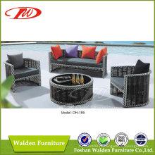Mobília de exterior / Mobília de pátio / Mobiliário de jardim (DH-185)