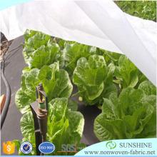 Tela não tecida dos PP Spunbond para a agricultura & a proteção de colheita