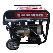 7 HP 3.2KW / 2.8KW SC3500-II 60HZ / 50HZ SENCI Generator