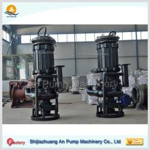 Vente chaude résistant à l'usure et à la corrosion avec une pompe de dragage de sable submersible de haute qualité